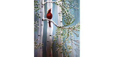1/21 - Red Cardinal on Aspens @ Fletcher Bay Winery, Bainbridge tickets