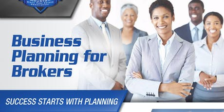 HBREA Presents Business Planning for Brokers tickets