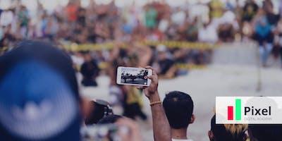 Workshop Redes Sociales de Verano - Superintensivo