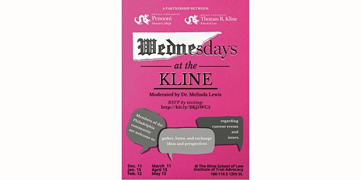 Wednesdays at the Kline