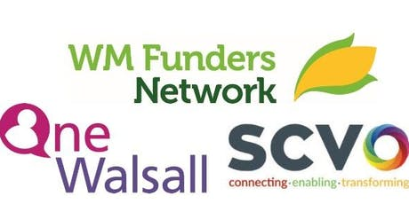 Working Together Differently: WM Funders & VCSE Joint Conference 2020 tickets