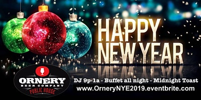 Ornery New Year's Eve 2019