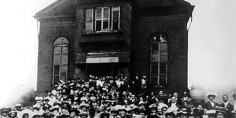 Illuminating Forgotten Histories: New York City's Early Black Communities tickets