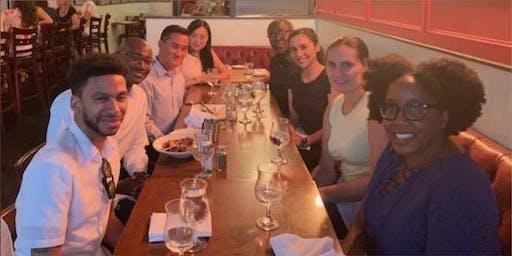 International Fellows Dinner, New York City: Networking Across Fellowships