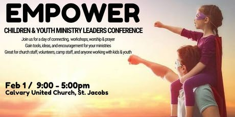 Empower Conference tickets