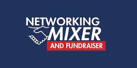 Networking Mixer & Fundraiser tickets
