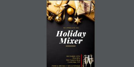 """We Appreciate You"" Holiday Mixer - Community Event tickets"