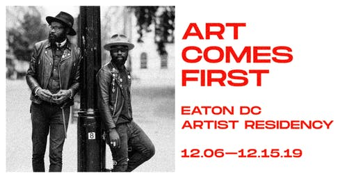 Art Comes First Holiday Market