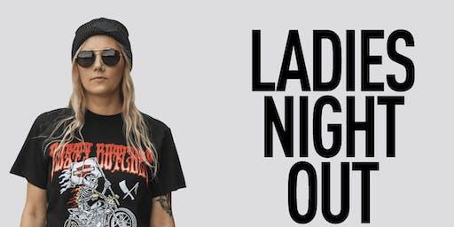 Ladies Night Sip & Shop