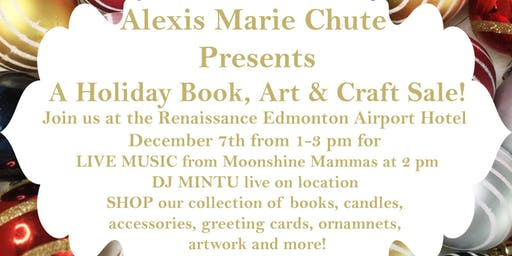 Holiday Book, Art, And Craft Sale!