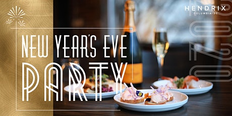 New Year's Eve at Hendrix tickets