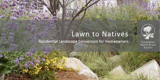 Lawn to Natives with Cris Sarabia