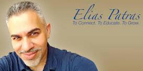Tapping Into Your Inner Voice with Elias Patras tickets