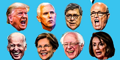 The Constituents - Battle for 2020 tickets