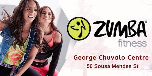 Zumba Fitness - $12 drop in @ G. Chuvalo Centre