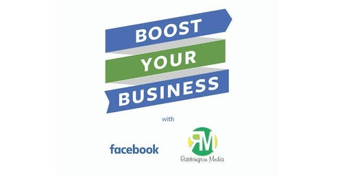Facebook Boost Your Business Event