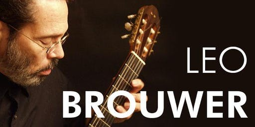 Cuban Landscapes: the Music of Leo Brouwer