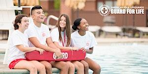 Lifeguard Training Prerequisite -- 17LG050720 (Walnut...