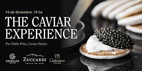 THE CAVIAR EXPERIENCE entradas