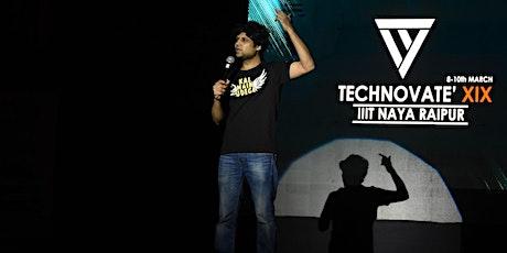 Technovate 2020 tickets