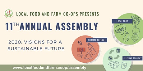 11th Annual Assembly: 2020: Vision for a Sustainable Future tickets