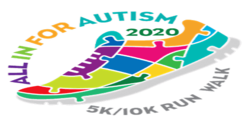 MOTHER'S DAY AUTISM AWARENESS 5K - 10K RUN/WALK