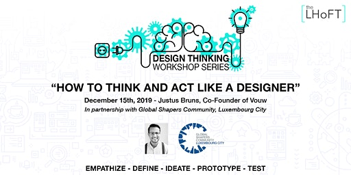 How to think and act like a designer