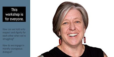 Vikki Reynolds, PhD, RCC: Rupture & Repair, Morally Courageous Dialogue tickets