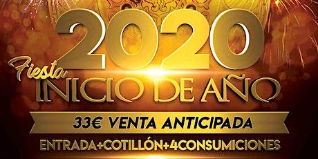FIESTA DE FIN DE AÑO 2019 ~ DISCOTECA BARROKO´´'S entradas