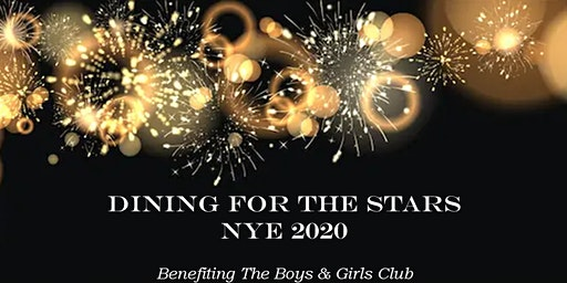 Dining for The Stars ~ New Year's Eve 2020 Celebration