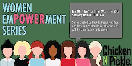 Women EmPOWERment Series tickets
