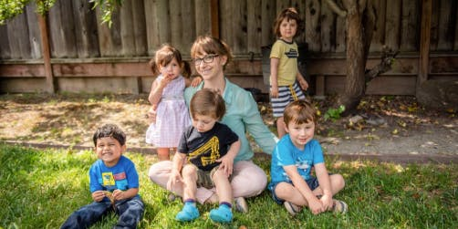 Meet Richere and learn how to start your own in-home child care