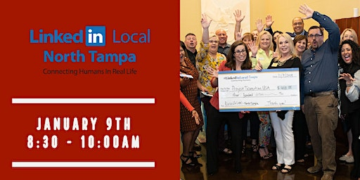 LinkedIn Local North Tampa - Networking 1-9-2020