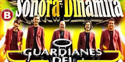 Sonora Dinamita Guardianes Del Amor Los Cadetes De Linares