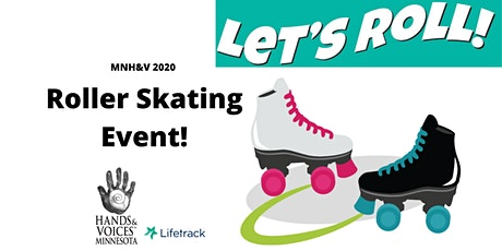 MNH&V Roller Skating Family Event at the Roller Garden, St Louis Park tickets