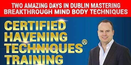 THE HAVENING TECHNIQUES®: With Certified Trainer & Hypnotherapist S. Traver tickets