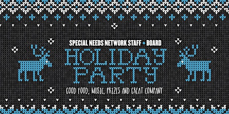 SNN Staff and Board Holiday Party 2019 tickets