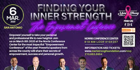 "Finding Your Inner Strength ""The Empowerment Conference"" tickets"