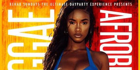 REHAB SUNDAYS AT ACE ATLANTA: REGGAE VS AFROBEAT tickets