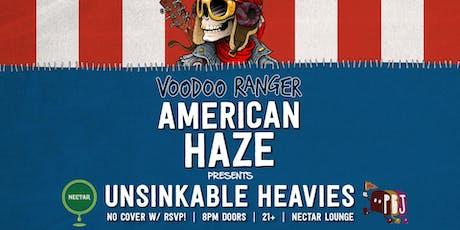 UNSINKABLE HEAVIES (no cover!) feat. Scott Pemberton tickets