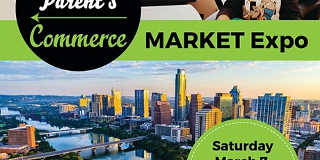 Single Parent's Commerce Annual Market Expo tickets