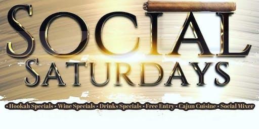 Wine Me Down's Social Saturday's w/ DJ Kalisemo