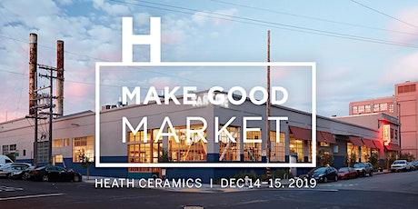 Make Good Market 2019 tickets
