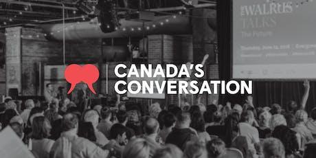 The Walrus Talks Exploration Calgary 2020 tickets