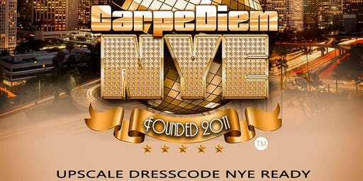 The 49ER F8THFULS 2020 Carpe Diem NYE Party