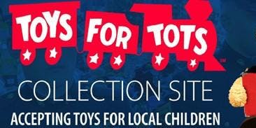 Toys for Tots Drop-Off and Live Music at Mac's Speed Shop!