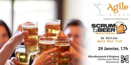Scrum Beer Montréal #8 -  Agile Book Club tickets