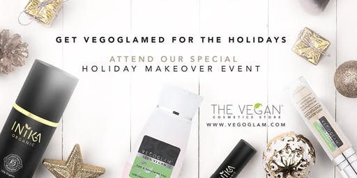 VIP Holiday Beauty Event
