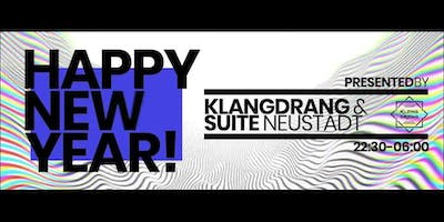 Happy New Year! │pres. by Klangdrang & Suite