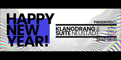 Happy New Year! │pres. by Klangdrang & Suite Tickets